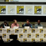 SDCC 2013: The Amazing Spiderman 2 panel 02