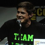 SDCC 2013: Veronica Mars panel: Chris Lowell