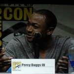 SDCC 2013: Veronica Mars panel: Percy Daggs
