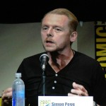 SDCC 2013: The Worlds End: Simon Pegg