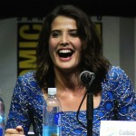 SDCC 2013: Captain America: The Winter Soldier: Cobie Smulders 06