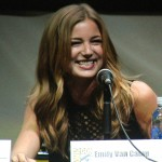 SDCC 2013: Captain America: The Winter Soldier: Emily VanCamp 02