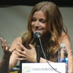 SDCC 2013: Captain America: The Winter Soldier: Emily VanCamp 03