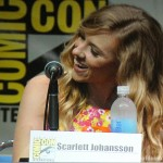 SDCC 2013: Captain America: The Winter Soldier: Scarlett Johansson