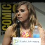 SDCC 2013: Captain America: The Winter Soldier: Scarlett Johansson 05