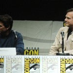 SDCC 2013: Edge of Tomorrow panel: Tom Cruise and Bill Paxton 02