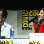 SDCC 2013: Gravity panel: producer David Heyman and Sandra Bullock 03