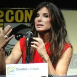 SDCC 2013: Gravity panel: Sandra Bullock