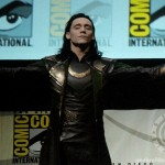 Tom Hiddleston As Loki San Diego Comic-Con 2013