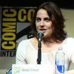 SDCC 2013: Seventh Son panel: Antje Traue 02