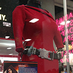 SDCC 2013: Convention Floor: Doctor Who Oswald Oswin outfit