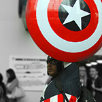 SDCC 2013: Cosplay: Captain America