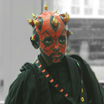 SDCC 2013: Cosplay: A very young, and awesome Darth Maul