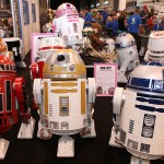 Star Wars Celebration Europe: A collection of Artoos