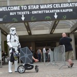 Star Wars Celebration Europe: Father and son