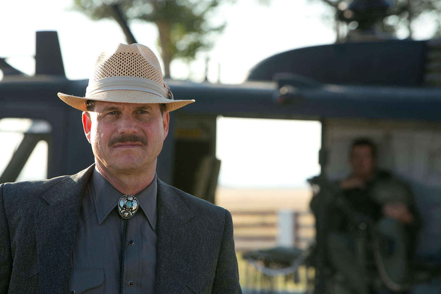 2 Guns movie still: Bill Paxton
