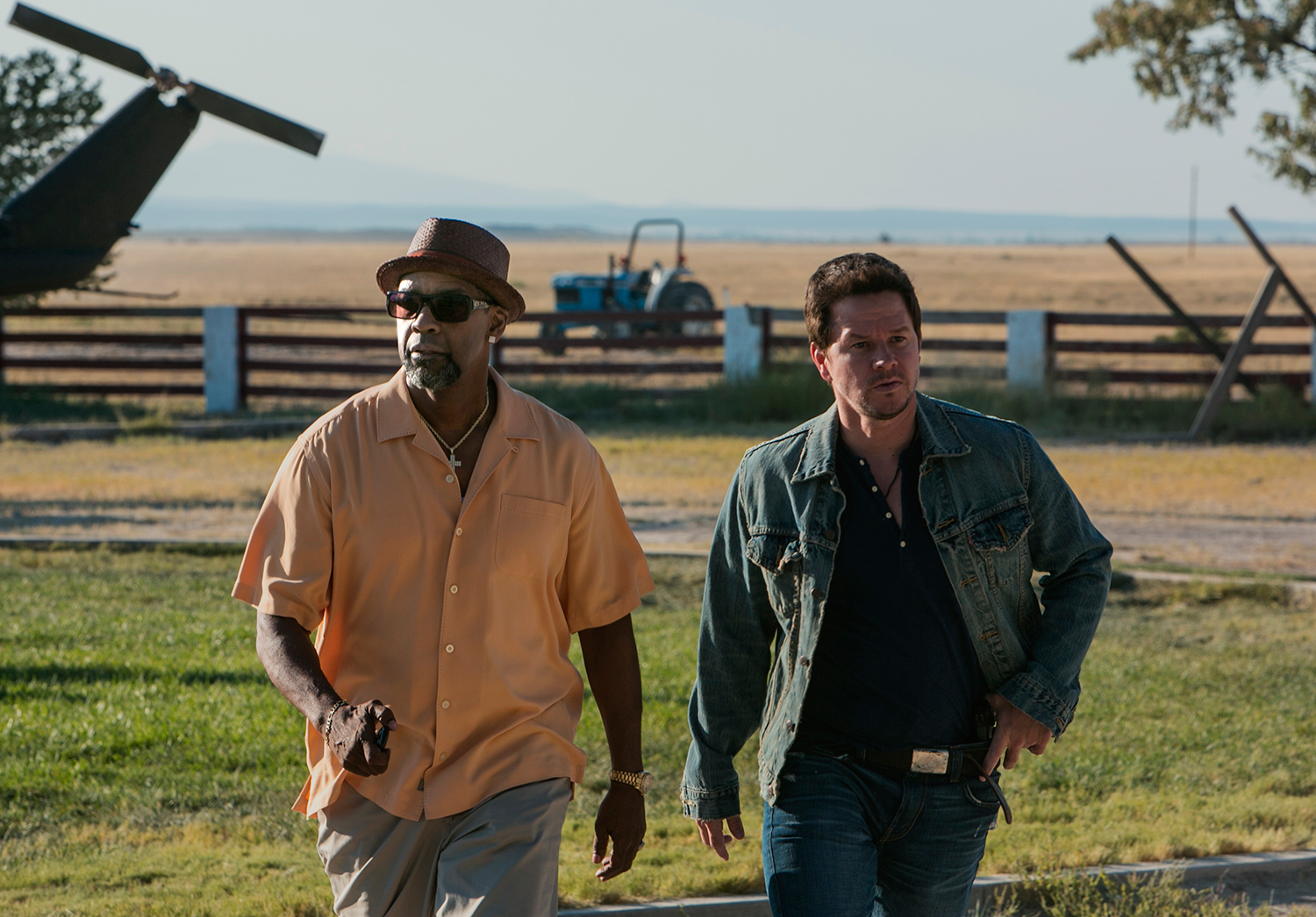 2 Guns movie still 09