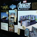 D23 Expo 2013: Posters for Disney Magic, Oceaneer Club, and Marvel Avengers Academy