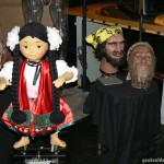 D23 Expo 2013: Its a Small World and Pirates of the Caribbean models