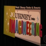 D23 Expo 2013: Journey Into Imagineering marquee