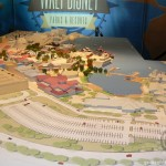 D23 Expo 2013: Walt Disney Parks and Resorts scale model