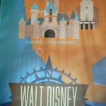 D23 Expo 2013: Walt Disney Parks and Resorts marquee