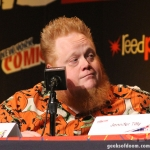 NYCC 2013: Curse of Chucky: Harry Knowles