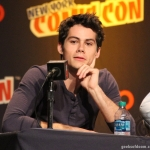 NYCC 2013: Teen Wolf panel: Dylan O'Brien 03