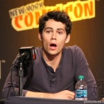 NYCC 2013: Teen Wolf panel: Dylan O'Brien 09