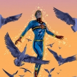 Miracleman by Mark Buckingham