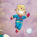 Miracleman by Skottie Young
