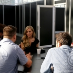 SDCC 2013: Maximus interviews Julie Benz and Grant Bowler of Defiance