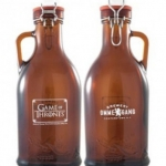 Game of Thrones Brewery Ommegang Growler