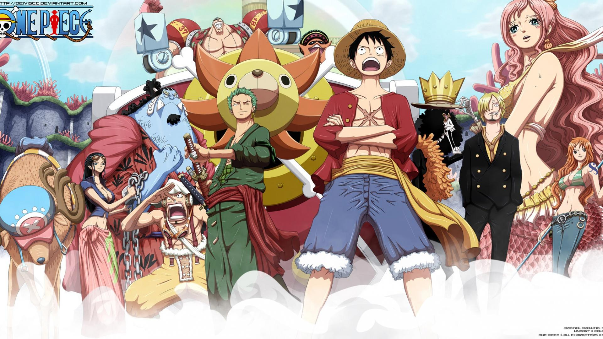 One Piece Wallpaper Find best latest One Piece Wallpaper for your ...