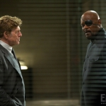 Captain America: The Winter Soldier starring Robert Redford and Samuel L. Jackson