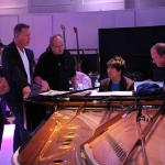 Metallica Grammy Rehearsals with Lang Lang