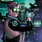 Green Lantern Corps #28 variant by Howard Chaykin