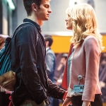 The Amazing Spider-Man 2 starring Andrew Garfield and Emma Stone