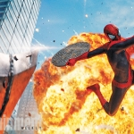 The Amazing Spider-Man 2 Battle Image