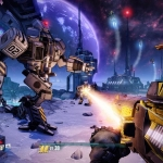 Borderlands: The Pre-Sequel! #1