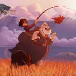 Game of Thrones by Disney -- Bran Stark and Hodor