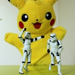 Stormtroopers 365 Pikachu Attacks By Stefan Le Du