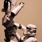 Stormtroopers 365 The Kiss By Stefan Le Du