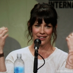 Evangeline Lilly Ant-Man Panel SDCC 2014 #9