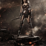First Look At Gal Gadot As Wonder Woman in Batman v Superman Dawn Of Justice