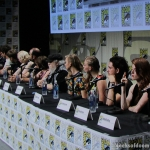 SDCC Game Of Thrones cast panel 2014
