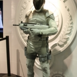SDCC 2014 hunger games mockingjay capitol guard