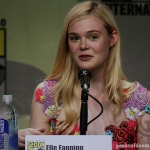 Elle Fanning SDCC 2014 Box Trolls panel