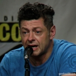 The Hobbit: The Battle Of The Five Armies Andy Serkis SDCC 2014
