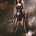 Wonder Woman Gal Gadot poster SDCC 2014